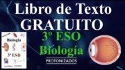 Libro de texto 3º ESO Biología